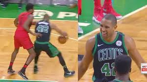 Al Horford Game Winner vs Trail Blazers ...