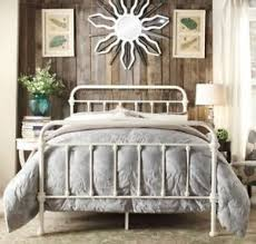 white victorian bedroom furniture. Image Is Loading QUEEN-Antique-White-Victorian-Iron-Metal-Beds-Bed- White Victorian Bedroom Furniture .