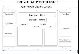 science fair display board templates button display board template science fair project boards report