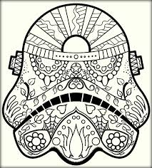 Small Picture Mexican Sugar Skull Coloring Pages for Adults Color Zini