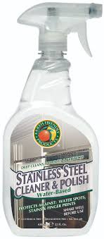 The Best Way To Clean Stainless Steel Appliances Eco Friendly Stainless Steel Cleaners