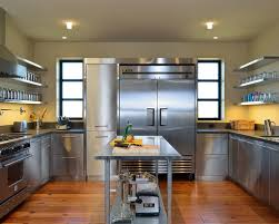 ... 2017 Stainless Steel Kitchens Best Stainless Steel Kitchen Design Ideas  Remodel Pictures ...