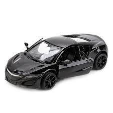 """""""<b>Технопарк</b>"""" Машинка металлическая, инерционная <b>Honda</b> Acura ..."""