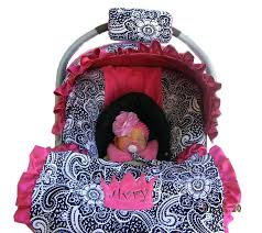 car seat covers for girls baby cover girl infant by seats babies under 4 lbs