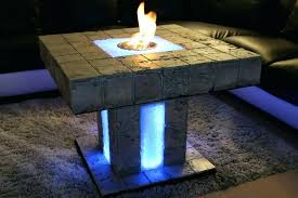 ethanol fireplace coffee table solid coffee table natural stone fire pit fire table bio ethanol fireplace