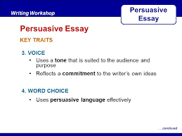 after reading key traits writing workshop persuasive essay after readingwriting workshop persuasive essay continued 3