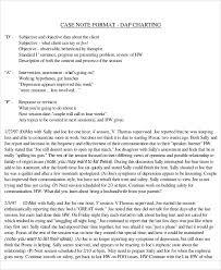 6 Sample Dap Notes Pdf Doc Dap Notes Example Laustereo Com