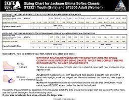 Jackson Ultima Softec Classic Junior St2321 Kids Ice Skates