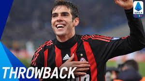 Kaká | Best Serie A Goals | Throwback