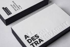 Letter Press Business Card A Stunning Collection Of 50 Letterpress Business Cards Learn