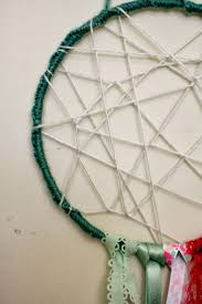 Hobby Lobby Dream Catcher DIY Dreamcatcher laura frances design blog 38