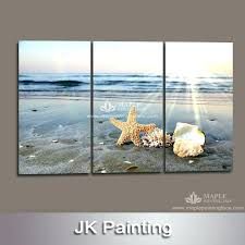 beach canvas art wall art beach 3 panels contemporary decorative living room canvas print wall art on 3 panel wall art beach with beach canvas art wall art beach 3 panels contemporary decorative