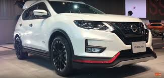 2018 nissan x trail australia. wonderful trail nissan rogue gets nismo body kit in japan during xtrail facelift for 2018 nissan x trail australia