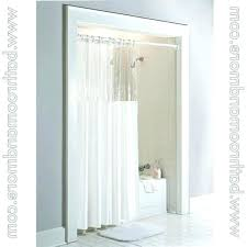 clear top shower curtain transpa shower curtain carnation home fashions standard window clear top inside delightful