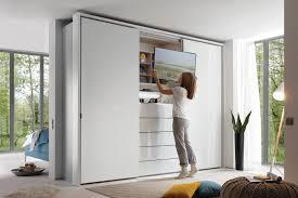 Staud Media Kleiderschrank Alpinweißglas Möbel Letz Ihr Online Shop