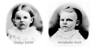 1903 Gladys Smith And Annabelle Hunt – Oklahoma Baptist Homes for Children