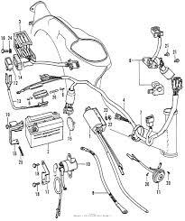 wiring diagram for honda c wiring wiring diagrams