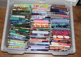 My Fabric Storage Solution & A Ditchin' Time Quilts Adamdwight.com