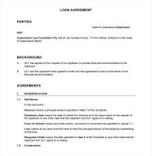 Simple Payment Agreement Template Between Two Parties Agreement ...