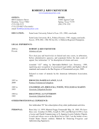 Attorney Resumes Unique Contract Attorney Resume Sample Contract