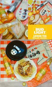 Bud Light Lemon Tea Ingredients Pin On Cocktails Wines