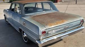 All Chevy chevy 2 : Sedate Sedan: 1964 Chevrolet Chevy II Nova 400