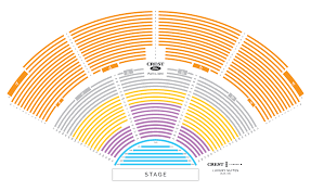 Dte Energy Theater Seating Chart Center Seat Numbers Page 6 Of 8 Online Charts Collection