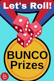 Bunco Prizes