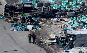 15 die when truck collides with hockey team's bus in Canada – The ...