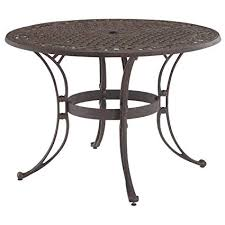 best design ideas likeable round patio table dining tables the home depot from astonishing round