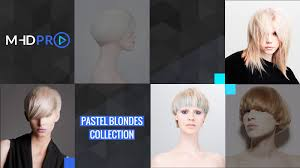 save % off all online hairdressing courses pastel blondes collection