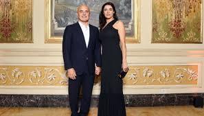 Luisa Ranieri terrorizzata di lavorare con suo marito Luca Zingaretti
