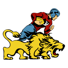 Detroit Lions Primary Logo   Sports Logo History