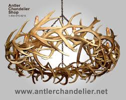 how to attach deer antlers together chandelier kit for faux antler pottery barn or