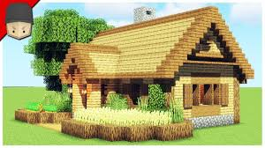 Sweet Minecraft House Designs How To Build A Starter House In Minecraft Minecraft House Tutorial