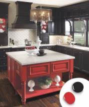 12 Kitchen Cabinet Color Combos That Really Cook