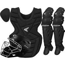 Easton Catchers Gear Size Chart Easton M7 Catchers Gear Box Set Intermediate Black