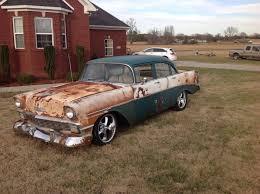 1956 Chevrolet Bel Air 350/700r No Reserve rat rod surf not wagon ...