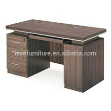 modern small office table design staff office working table IB014
