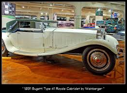 If the rumors are to be believed, chassis #41 141, the 1931 kellner coupe, is the most expensive car ever. 1931 Bugatti Royale Cabriolet Bugatti Royale Bugatti Bugatti Cars