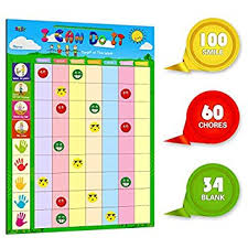 Hot Sale Bedtime Checklist Routine Reward Chart For Toddlers