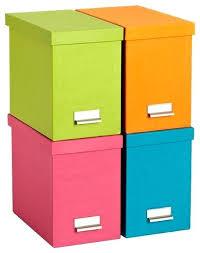 Decorative Document Boxes