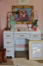 diy lacquer furniture. DIY White Lacquer Desk Diy Furniture _