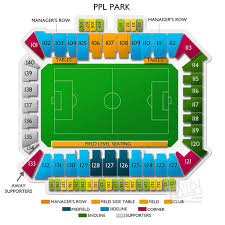 Ppl Seating Chart With Rows Which Is Better For Atmosphere General Admission Supporters