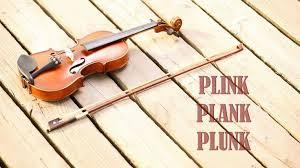 <b>Leroy Anderson</b> - Plink, Plank, Plunk! IMproVISatION Plink, Plank ...