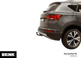 <b>Фаркоп</b> Brink (Thule) для Seat Ateca 2016-2020. Артикул <b>624000</b> ...