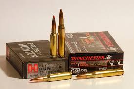 270 Winchester 150 Grain Ballistics Chart 6 5 Creedmoor Versus 270 Winchester Ron Spomer Outdoors