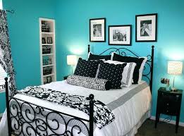 bedroom ideas teal walls bedroom best black and white small bedroom decor ideas with teal blue