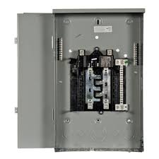 Circuit Breaker Cabinet Siemens Pl Series 200 Amp 8 Space 16 Circuit Main Breaker Outdoor