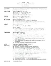 List Of Career Goals And Objectives 11 12 Resume Job Goals Examples Lascazuelasphilly Com
